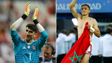 2ee87001ae5 Praise for Iran & Morocco as underdogs depart World Cup with heads held high