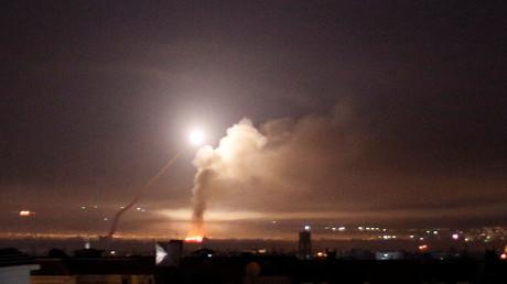 '2 Israeli missiles' strike near Damascus airport – Syrian state media