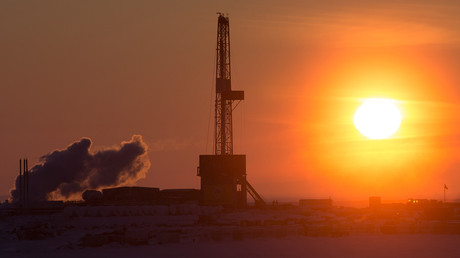 American crude price jumps to four-year high on massive US inventory draw