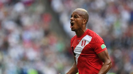 At last! - Carrillo beauty rewards party-animal Peru fans with 1st World Cup goal for 36 years