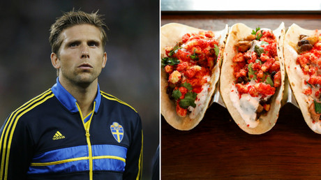 I'll give up tacos if Mexico knock us out of World Cup, says ex-Sweden star