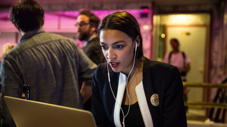 A vision of the future? 28-year-old socialist stirs up New York politics