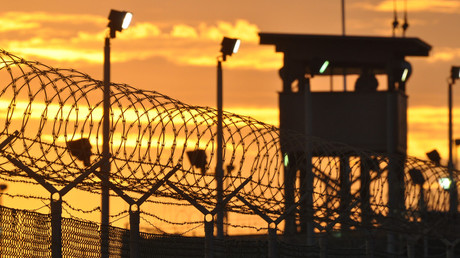 Camp Delta prison located at US Naval Base Guantanamo Bay © Michelle Shephard/Global Look Press