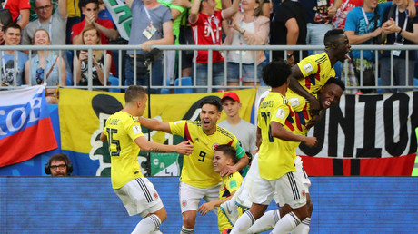 Colombia march into World Cup last 16 as Senegal suffer agonizing exit on yellow card rule
