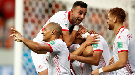 Tunisia overcome plucky Panama to seal first World Cup win