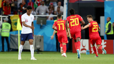 Belgium 1-0 England: Devil in the detail as Three Lions halted by brilliant Belgian Januzaj