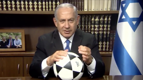 'You stopped Ronaldo!' Netanyahu incites Iranians to depose government channeling World Cup euphoria