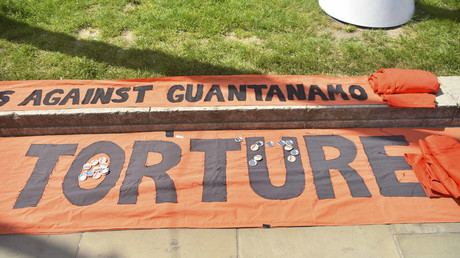 Ex-Guantanamo Bay prisoner says British intel agencies the 'only reason' he was locked up (VIDEO)