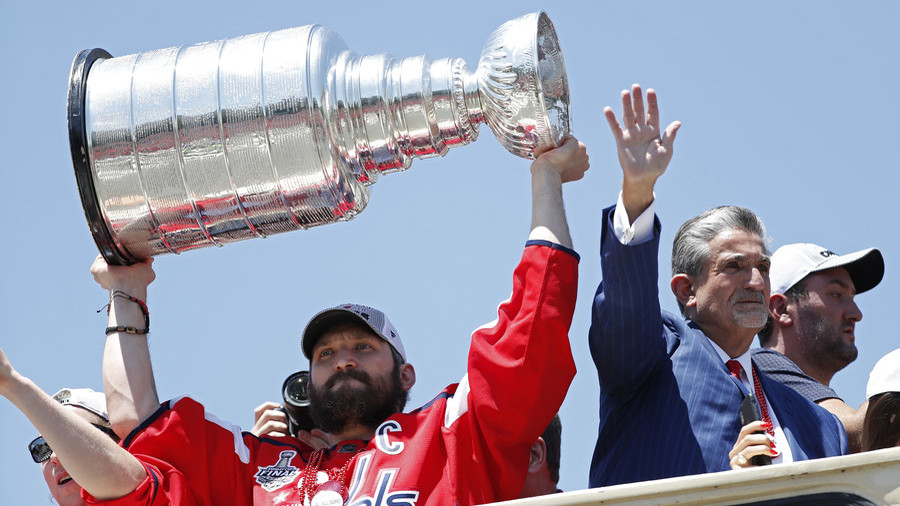 No Putin at Spain Russia match but hosts are getting extra support from Stanley Cup champ Ovechkin