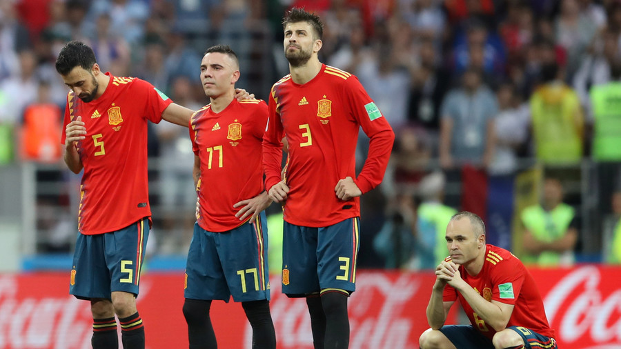 History maker Andres Iniesta confirms Spain retirement after Russian Federation  defeat