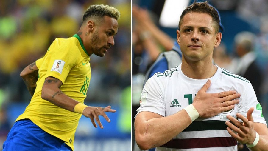 Brazil v Mexico Five-time winners must overcome El Tri persistence to keep World Cup bid alive