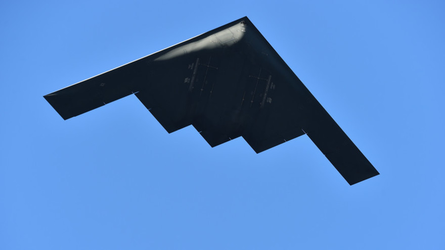 'Qualification flight': Pentagon test-drops upgraded nuke from B-2 stealth bomber over Nevada