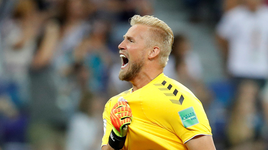 'Can't be more proud': Peter Schmeichel praises son & Denmark team despite World Cup exit