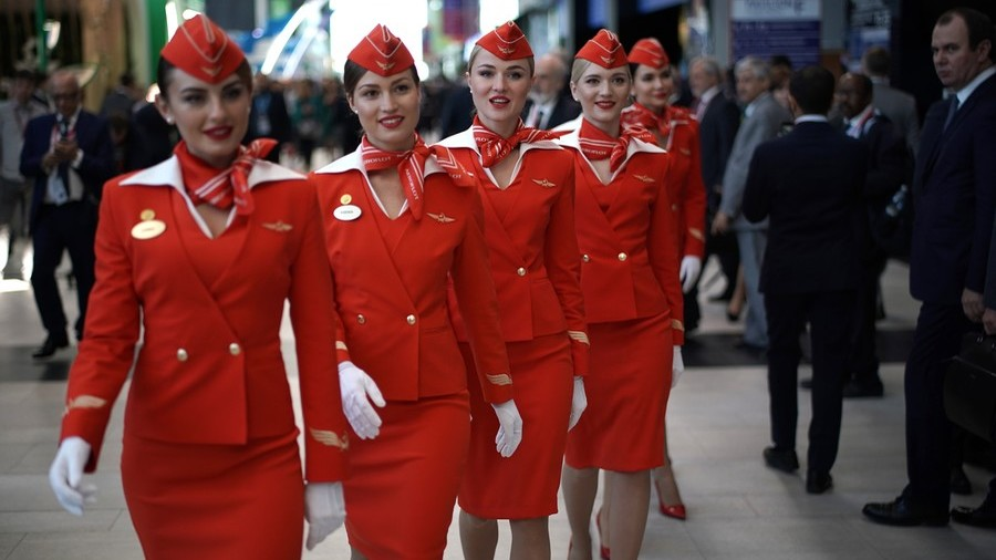 Russia's Aeroflot grabs top honors including Europe's Leading Airline award