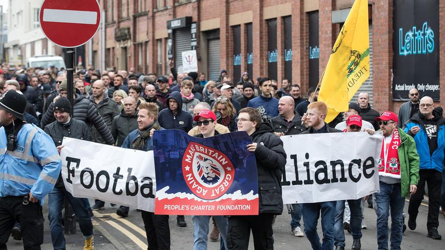 'Racist' Football Lads Alliance must be tackled 'head on' – Unite leader McCluskey