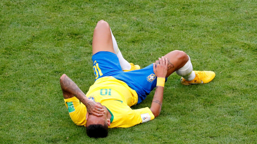 'Neymar has lowest pain threshold in World Cup history': Lineker scathing criticism of hero striker