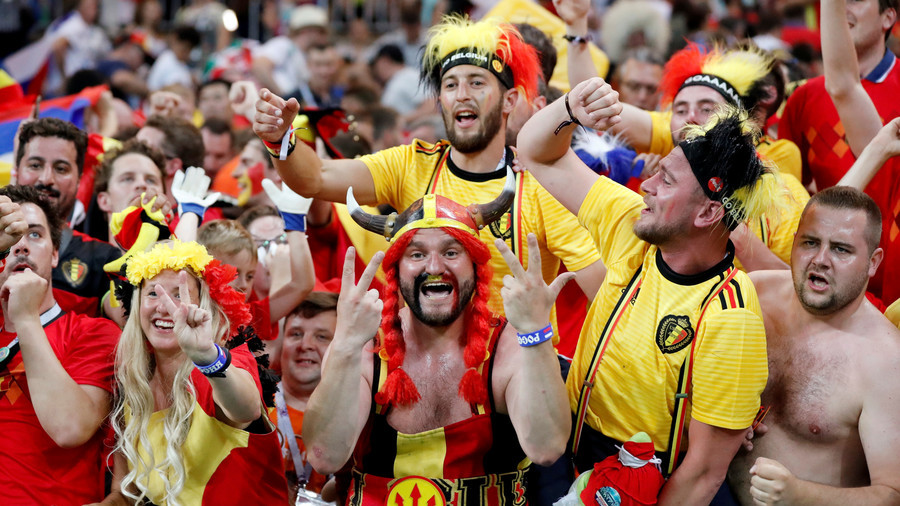 Belgium breaks out in celebration as team seal thrilling World Cup comeback against Japan (VIDEOS)