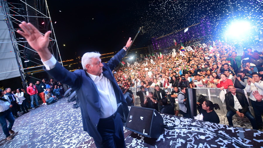 Mexico chooses new left-leaning president who may give US 'sleepless' nights