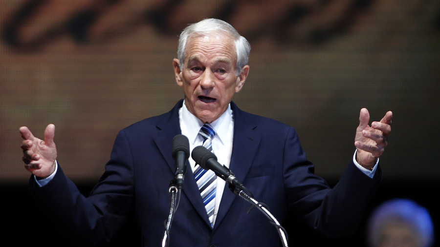 Ron Paul takes flak over 'racist' cartoon on social media, says it was staffer mistake