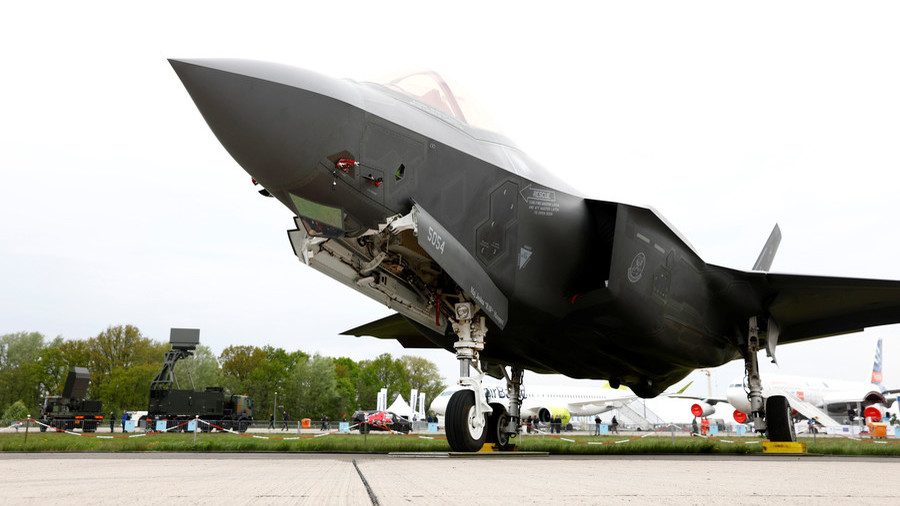 Senators 'dismayed' as new report reveals Pentagon overestimated F-35 savings by $600 million