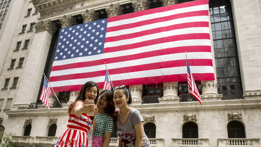 China Just Warned Its Citizens Against Traveling to the U.S.