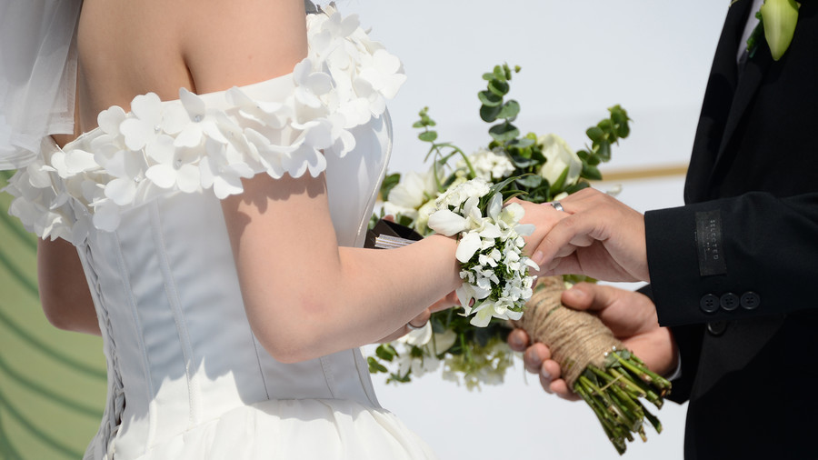 Till debt do us part: US couples borrowed $3.5bn for weddings in 2017