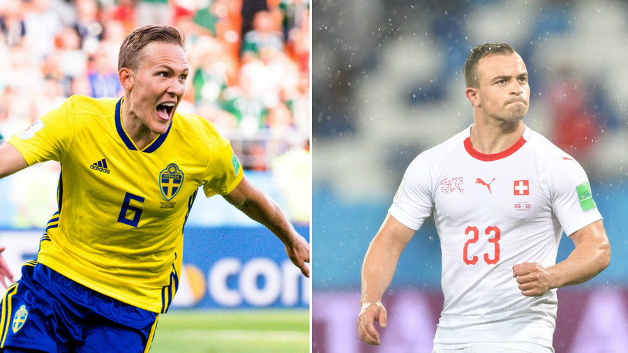 Sweden v Switzerland: Unfancied teams aim to make most of open World Cup draw