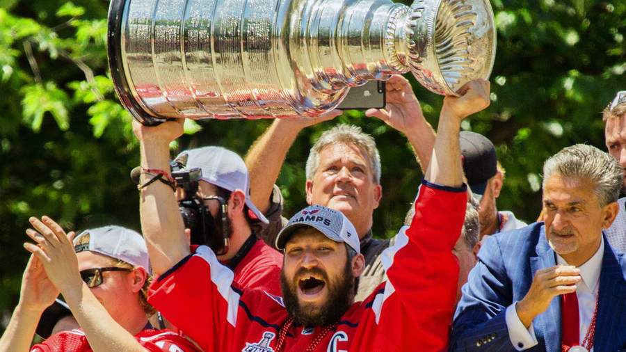 Ovechkin to bring Stanley Cup to Moscow fan zone ahead of Russia-Croatia World Cup quarter-final