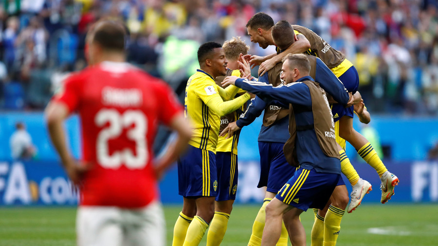 'The country of IKEA just won against the country of cuckoo clocks': Sweden claim win against Swiss