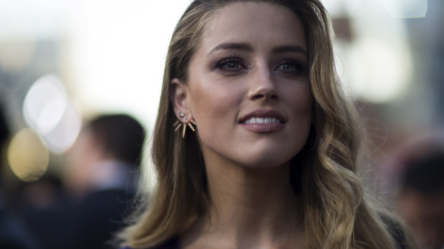 'Give your housekeeper a ride home': Amber Heard under fire for 'racist' ICE tweet