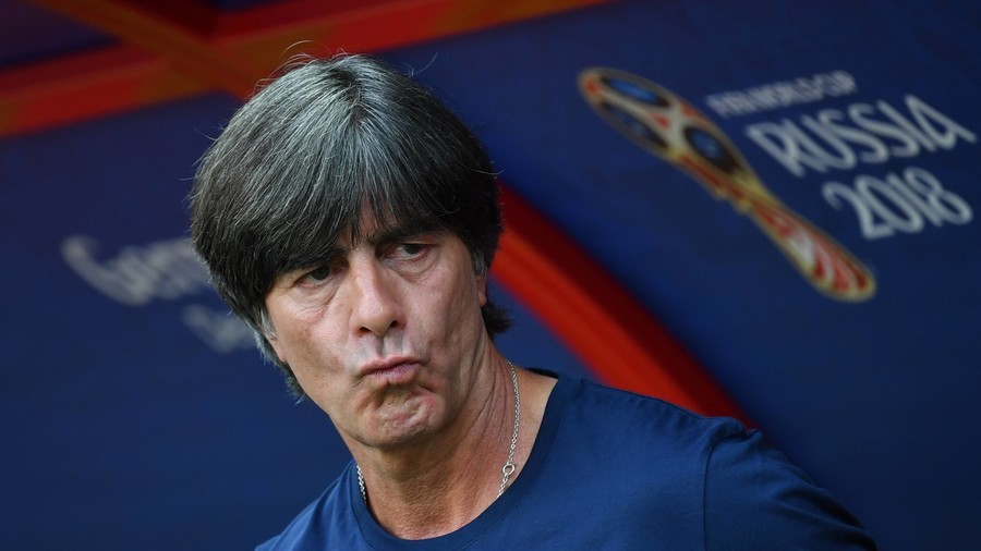 Joachim Low to continue as Germany manager despite World Cup debacle