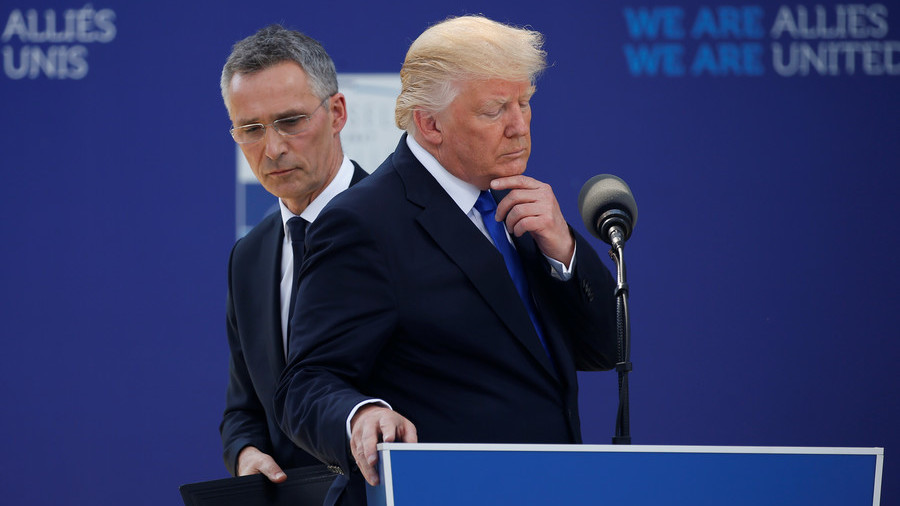 US not NATO's 'piggy bank'? Trump 'likely' to talk straight at bloc's upcoming summit