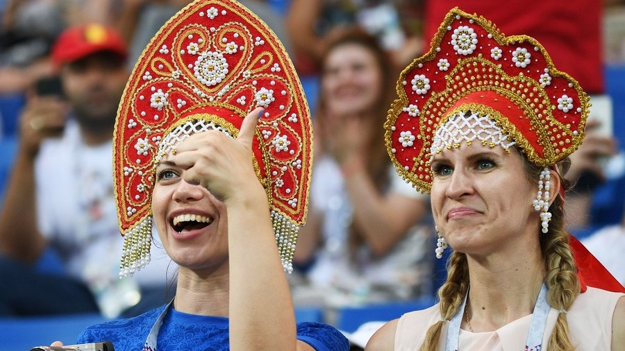 Football World Cup matters more for Russians than upcoming pension reform – poll