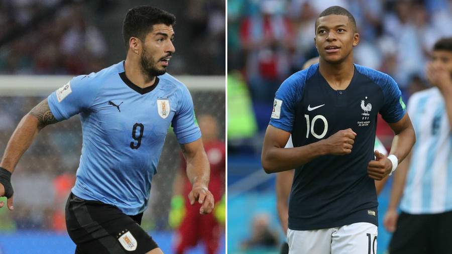Uruguay v France: Les Bleus hoping first-ever win against Uruguay will send them to World Cup glory