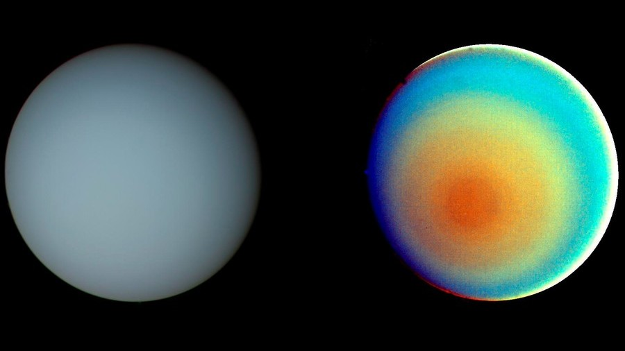 'Cataclysmic collision': Uranus hit mystery star twice the size of Earth 4bn yrs ago