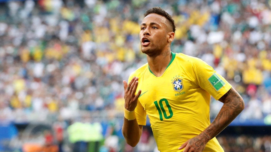 Neymar promised land in Kazan for hat-trick against Belgium