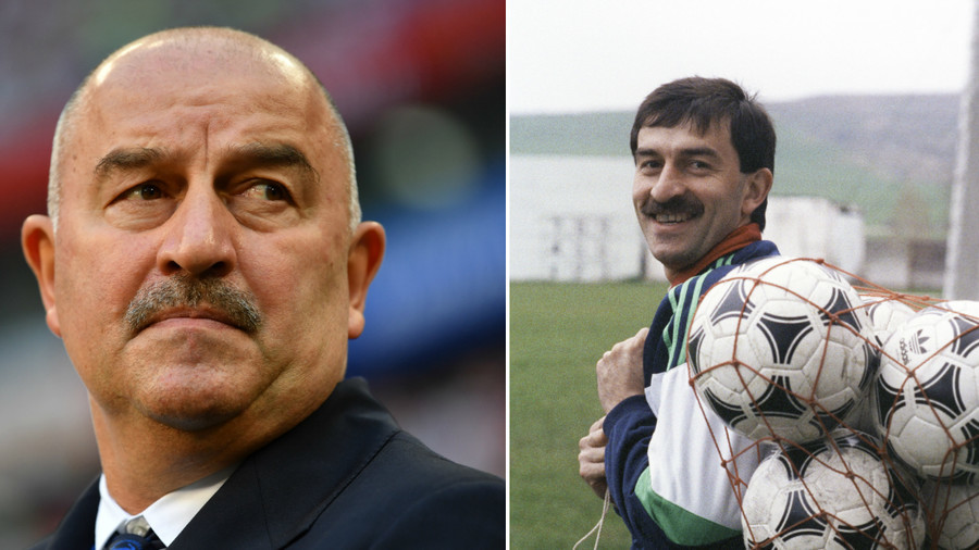 Stanislav Cherchesov: The mastermind behind Russia's unlikely World Cup run