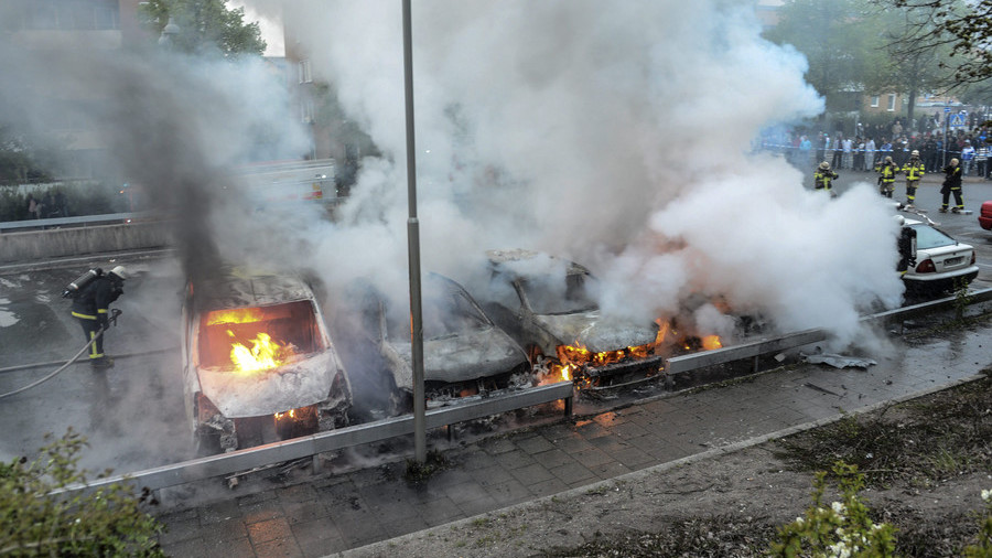 Gang shootings, rapes and no-go zones? Government blamed as Sweden battles crime wave