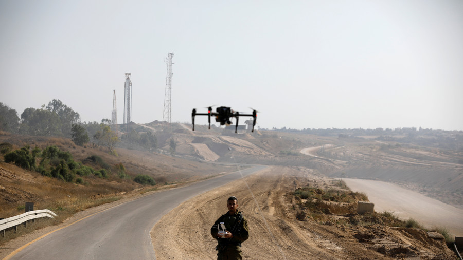 IDF uses Gaza as a lab and showroom for new weapons and tech it plans to sell – report