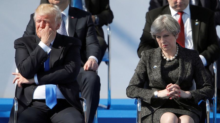 'Trump's playing them all, wary of supplanting by French, UK will give in to US on NATO spending'