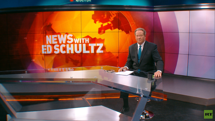 Remembering Ed Schultz: RT America anchor's greatest stories (VIDEO)