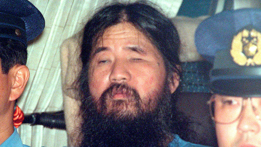 Japan executes ex-leader of cult behind subway sarin attack that killed 13 – reports