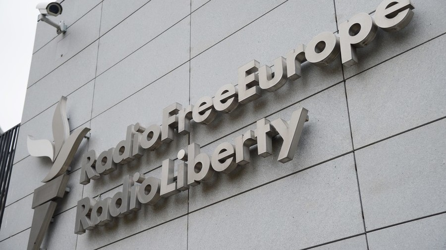 Russian court fines Radio Liberty over violation of Foreign Agents Law