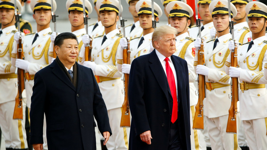 Trade war begins: China retaliates with 25% tariffs on $34 billion worth of US imports