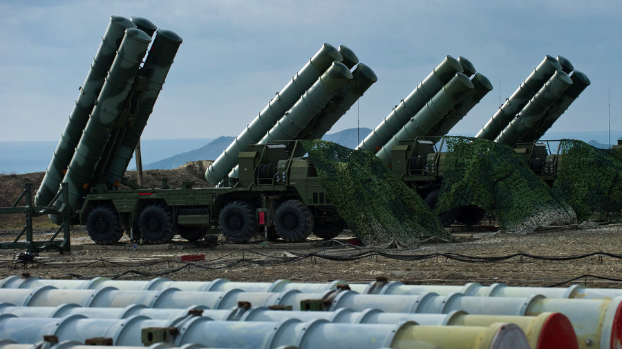 Turkey to hit back if US introduces sanctions over S-400 deal with Russia – FM