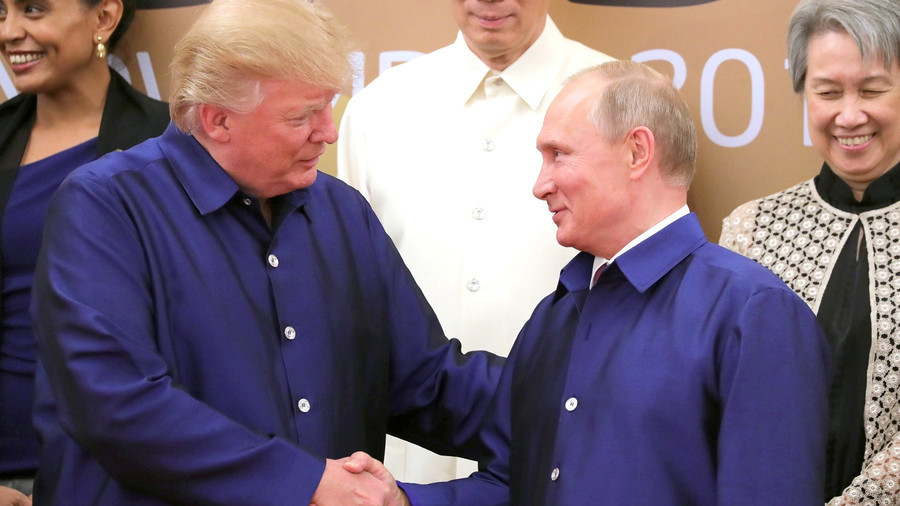 US establishment in hysterics that Trump-Putin summit might succeed