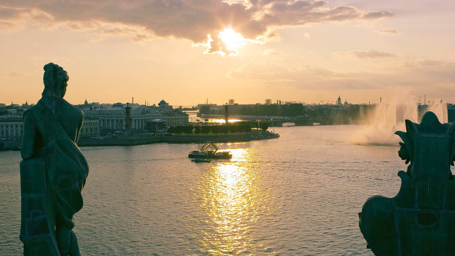 St. Petersburg claims 'Europe's leading cruise destination' title