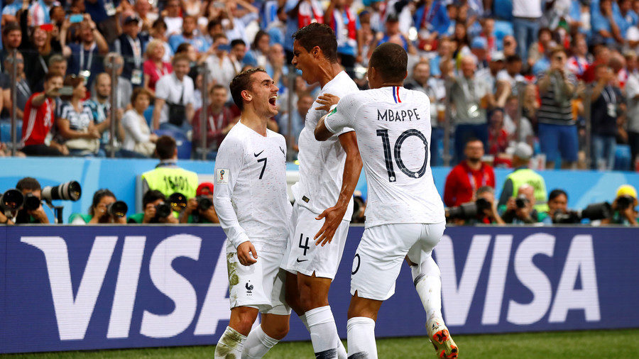 Uruguay 0-2 France: Les Bleus cruise into World Cup semi-finals (AS IT HAPPENED)