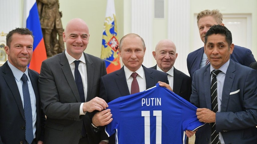 Russia 2018 best World Cup I've seen, says German football legend Lothar Matthaus