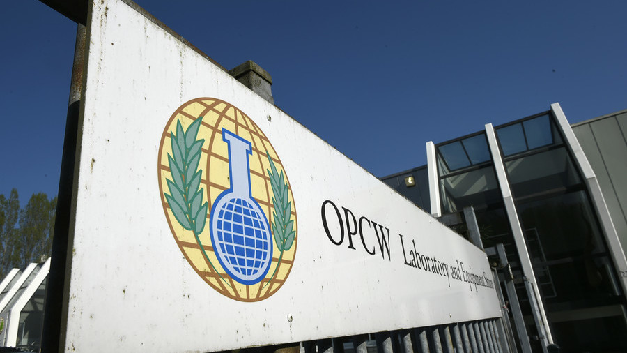 Nerve agents not found in samples from Syria's Douma – interim OPCW report